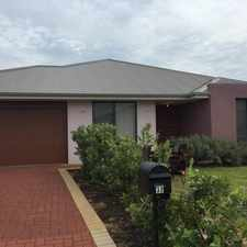 Rental info for Spacious 4x2 Home in Baldivis
