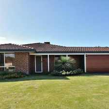 Rental info for PEACE IN THE WOODBRIDGE ESTATE! in the Perth area