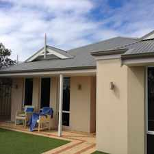 Rental info for Modern Family Home - Be Quick in the Madora Bay area