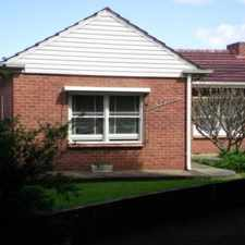 Rental info for Step back in time with this 50's classic home in the Adelaide area