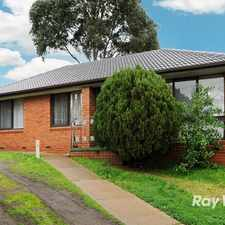 Rental info for Leave the Car at Home! in the Langwarrin area