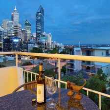 Rental info for SENSATIONAL VIEWS - Home Open Thursday 14 September 12.30-12.45pm