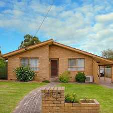 Rental info for 2 Mahonga Drive, Rowville in the Scoresby area