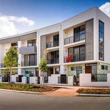 Rental info for Executive Townhouse on the edge of Perry Lakes