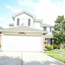 Rental info for 9023 Kalewood Drive in the Houston area