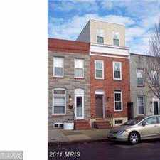 Rental info for 2530 Fait Ave Baltimore Three BR, Beautiful 3 story home loaded in the Graceland Park area