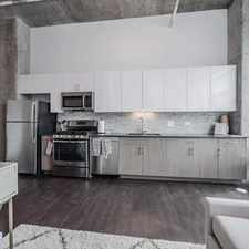 Rental info for W Grand Ave & N Halsted St in the Fulton River District area