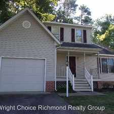 Rental info for 12621 Horseshoe Bay Ct