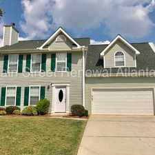 Rental info for Fabulous Executive Home at 10253 Commons Crossing