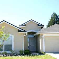 Rental info for 7932 Collins Bay Court in the McGirts Creek area