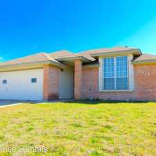 Rental info for 3102 Southhill Dr.