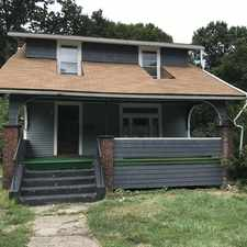 Rental info for 1014 W. Washington St. in the New Castle area