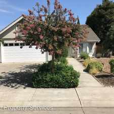Rental info for 7134 Lighthouse Dr. in the Stockton area