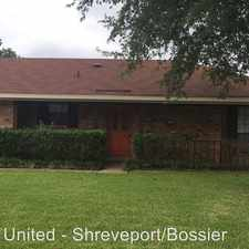 Rental info for 6313 Anandale in the Bossier City area