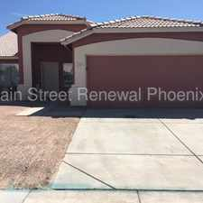Rental info for 11331 West Orchid Lane