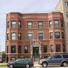 Rental info for Vintage Hyde Park Luxury Condominium #8 in the Woodlawn area