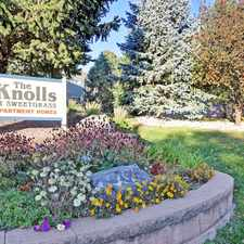 Rental info for The Knolls at Sweetgrass Apartment Homes in the Mesa area