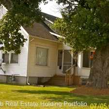 Rental info for 116 N Ward St in the Macomb area