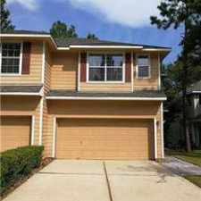 Rental info for 23 Peachridge Place in The Woodlands