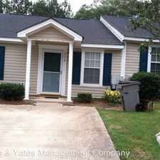 Rental info for 210 Youngs Mill Rd. #113 in the LaGrange area
