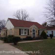 Rental info for 1117 North Watkins in the Rhodes Hollywood Springdale Partnership area