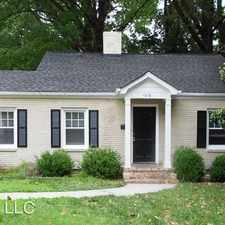 Rental info for 1608 Sumter Avenue in the Biddleville area
