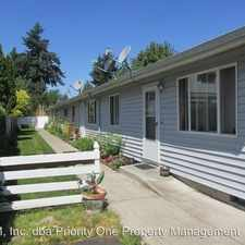 Rental info for 5615 SE 92nd Ave. in the Lents area