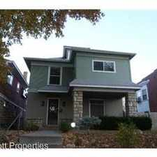 Rental info for 219 North Monroe Apt 1 in the Scarritt Point area
