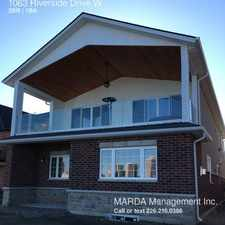 Rental info for 1063 Riverside Drive W in the Windsor area