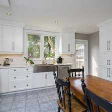 Rental info for 122 Hannaford St. in the East End-Danforth area