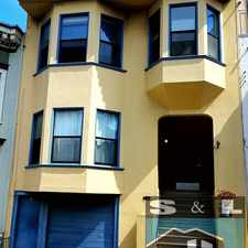 Rental info for 1322 4th Avenue #3 in the Parnassus Heights area