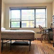 Rental info for Mott St in the Bowery area