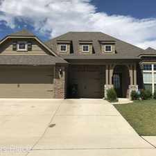 Rental info for 4767 East 147th Pl in the Bixby area