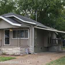 Rental info for 207 Viehl in the Lemay area