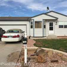 Rental info for 909 East 24th Street Road Weld County