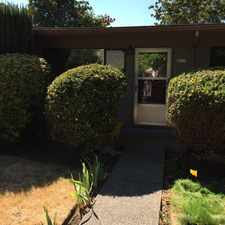 Rental info for 8717 SW TERWILLIGER BLVD in the Marshall Park area