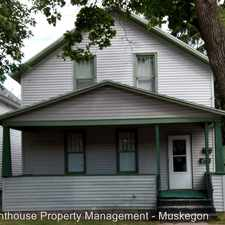 Rental info for 1520 6th Street - 2 in the Muskegon area