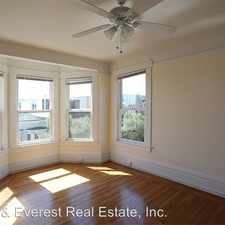 Rental info for 3122 Sacramento Street #5 in the Lower Pacific Heights area