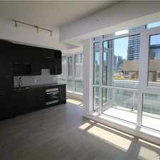 Rental info for 30 Nelson Street #1606 in the Kensington-Chinatown area