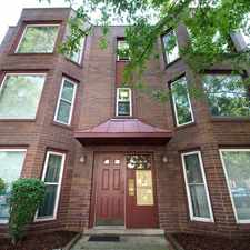 Rental info for 919 South Carpenter Street #2S in the University Village - Little Italy area