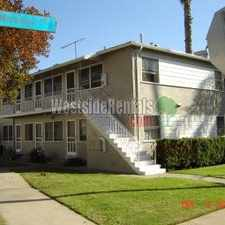 Rental info for 3900 East First Street in the Long Beach area
