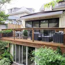 Rental info for 56 Russell Hill Road in the Yonge-St.Clair area