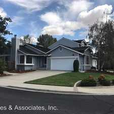 Rental info for 670 Mulqueeney Street in the Livermore area