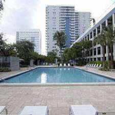 Rental info for Must See!!!!! Spacious 2 Bedroom 2 Bath Condo in the Overtown area