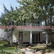 Rental info for 1063 River Isle Dr. . in the North Memphis Concerned Citizens area