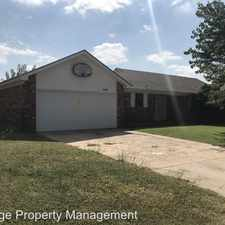 Rental info for 1142 W Griggs Way in the Mustang area