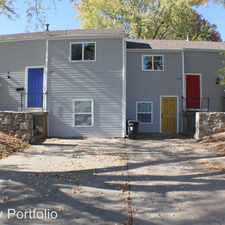 Rental info for 11212 College Avenue - D in the Calico Farms area