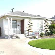 Rental info for 12468 Rubens Ave. in the Marina del Rey area