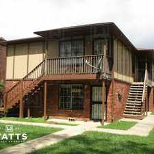 Rental info for 2 Bed, 1 Bath Apartment Near Princeton Baptist Medical in the Arlington - West End area