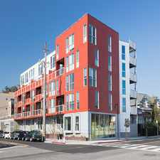 Rental info for 4801 Shattuck